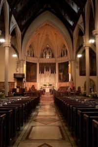 Church of the Incarnation, Madison Avenue, New York. Photo © Ronald Bradford