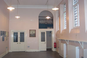 St Vedast Church Hall available for events and meetings