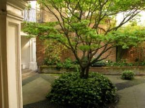 St Vedast Courtyard