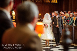 Wedding of John and Diana Rosie